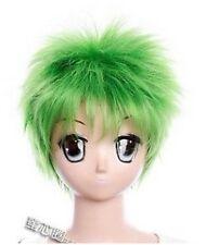 W-275 ONE PIECE Roronoa ZORO COSPLAY Perücke Wig Anime hitzefest grün green