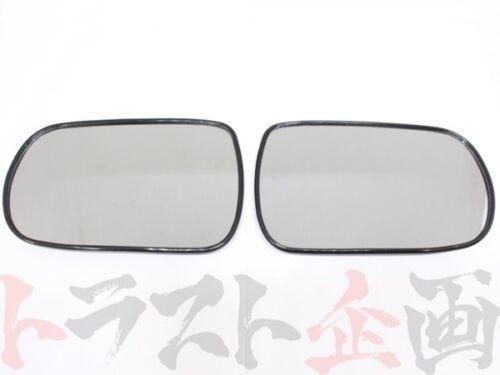 663101301S1 OEM Side Mirror Glass Left and Right Set GTR R32 BNR32