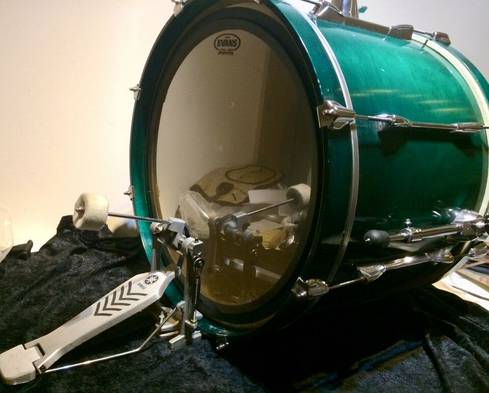 Stortromme, Yamaha Stage Custom 22 tommer