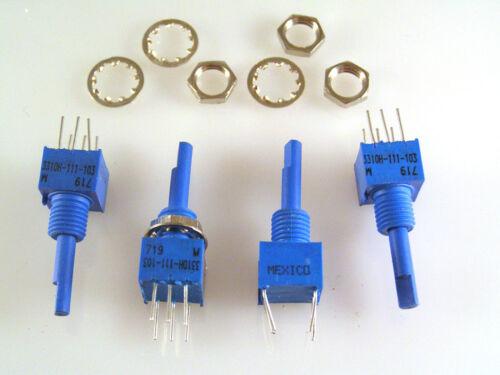 Gabel 3mm Kabelschuhe M3 blau 1,5-2,5mm² NEU /& OVP