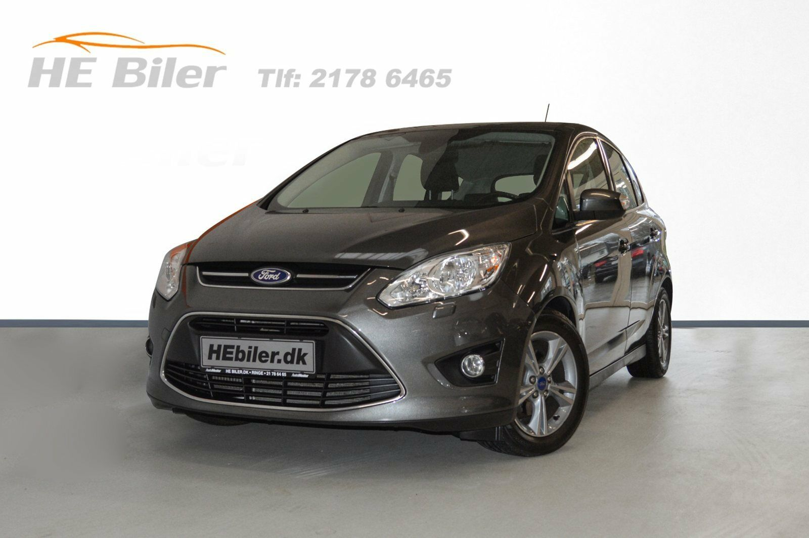 Ford C-MAX 1,0 SCTi 125 Edition 5d - 164.800 kr.