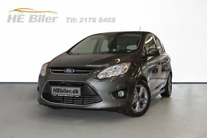 Ford C-MAX, SCTi 125 Edition