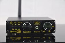 Portable Battery Amanero USB DSD Native DAC+Headphone Amplifier+Bluetooth ATPX