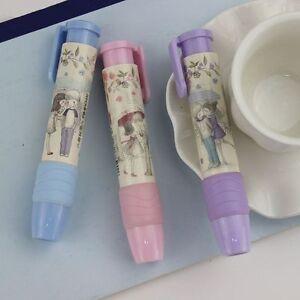 Office-Supplies-Kids-Student-School-Pencil-Rubber-Pen-Shape-Eraser-Stationery