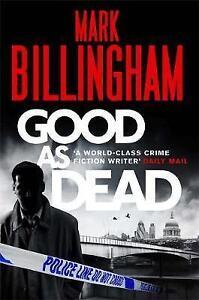 Good-As-Dead-Tom-Thorne-Novels-Billingham-Mark-Very-Good-Book