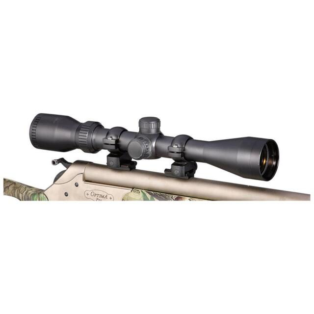 Traditions™ 3-9x40mm Muzzleloader Black Powder Scope BDC Reticle **BRAND  NEW**