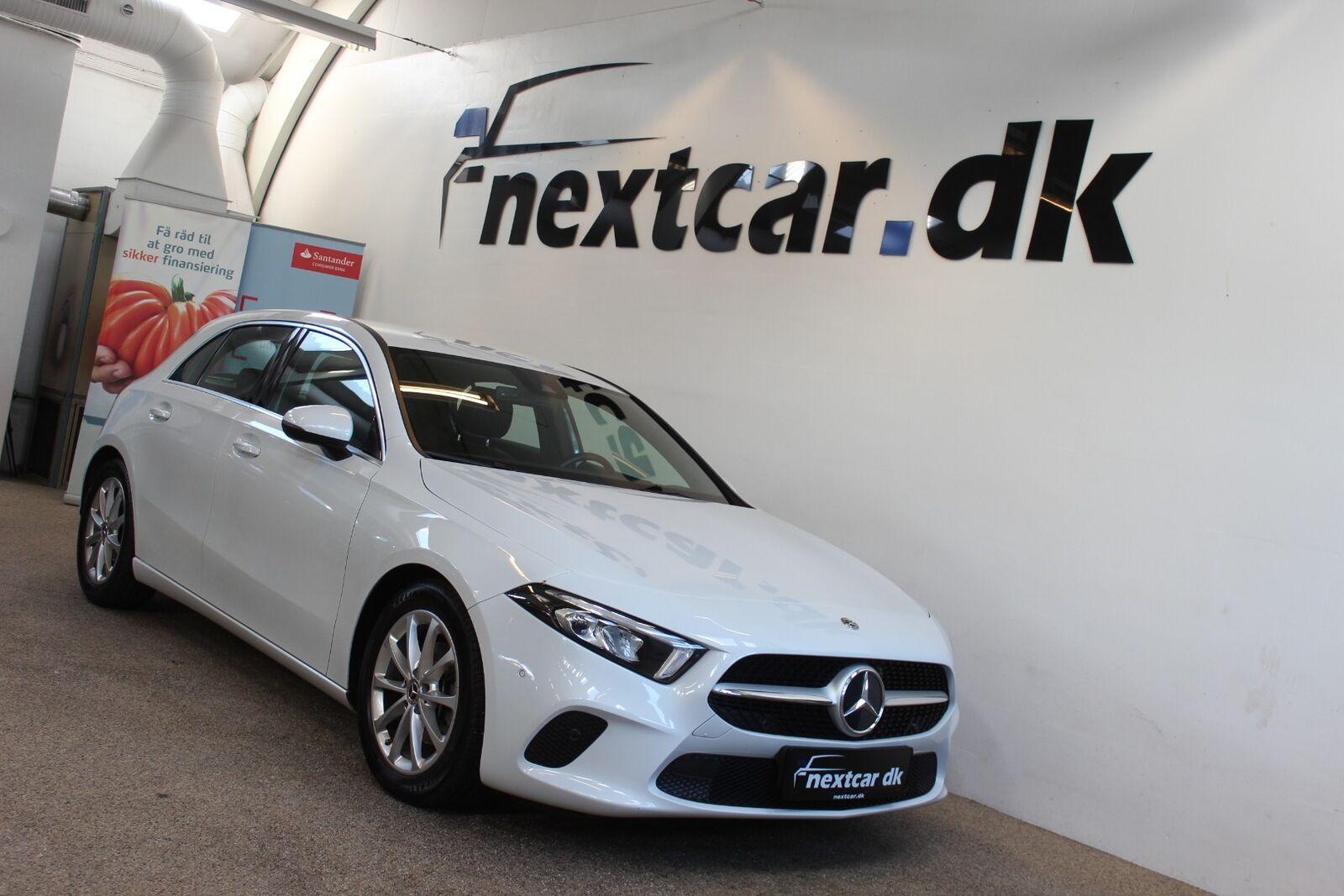 Mercedes A180 d 1,5 Progressive Line aut. 5d - 299.800 kr.