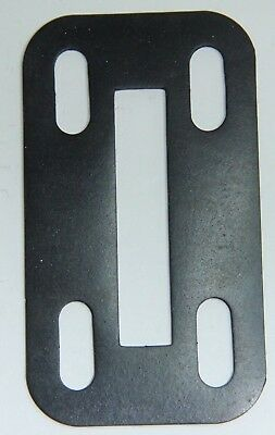 CLASSIC FIAT 500 126 OIL DIPSTICK OIL MEASURING GUIDE WITH RUBBER SEAL BRAND NEW