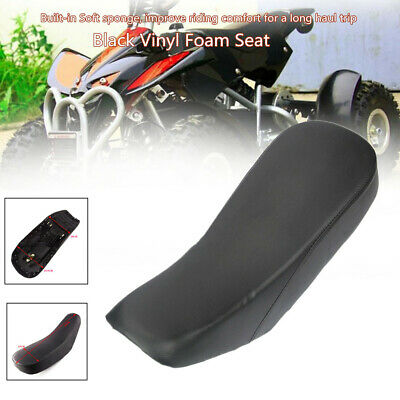 ATV 4 Wheeler Cushion Vinyl Foam Seat Quad Buggies Bike For50cc//70cc// 90cc//125CC