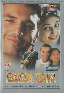 BADA-DIN-MARC-ROBINSON-NEW-ORIGNAL-BOLLYWOOD-DVD-FREE-UK-POST