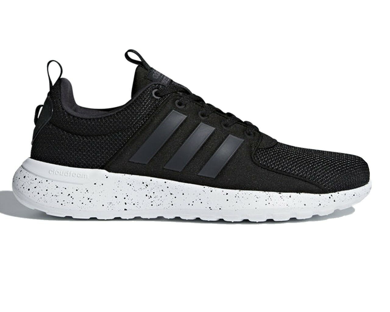 Adidas Light Cloudfoam CF Light Adidas Racer DB0594 Hombre Trainers Negro e05467