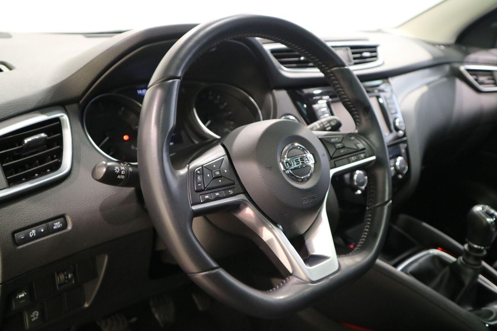 Nissan Qashqai 1,5 dCi 110 N-Connecta - billede 8