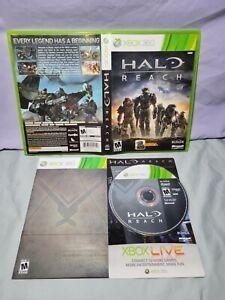 Halo Reach (Microsoft Xbox 360, 2010) Complete