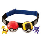 Cute Pokemon Clip Carry Adjustable Poke Ball Belt Child Kids Xmas Play Game Gift