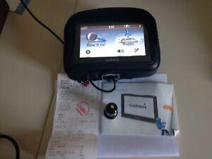 GPS Garmin Nuvi 52 Con Custodia Per Moto
