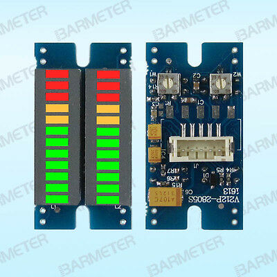 Musical Instruments & Gear Equipment Generous 24 Leds 2 Channels Vu Audio Meter Module,display Output Volume Level--7g2y3r