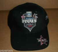Pro Professional Bull Riders 2010 Las Vegas Nv World Finals Rodeo Pbr Hat