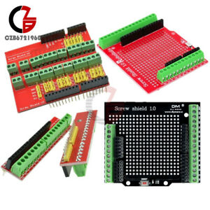 Arduino-Proto-Screw-Sensor-Shield-V2-V3-Terminal-Expansion-Board-For-Arduino-UNO