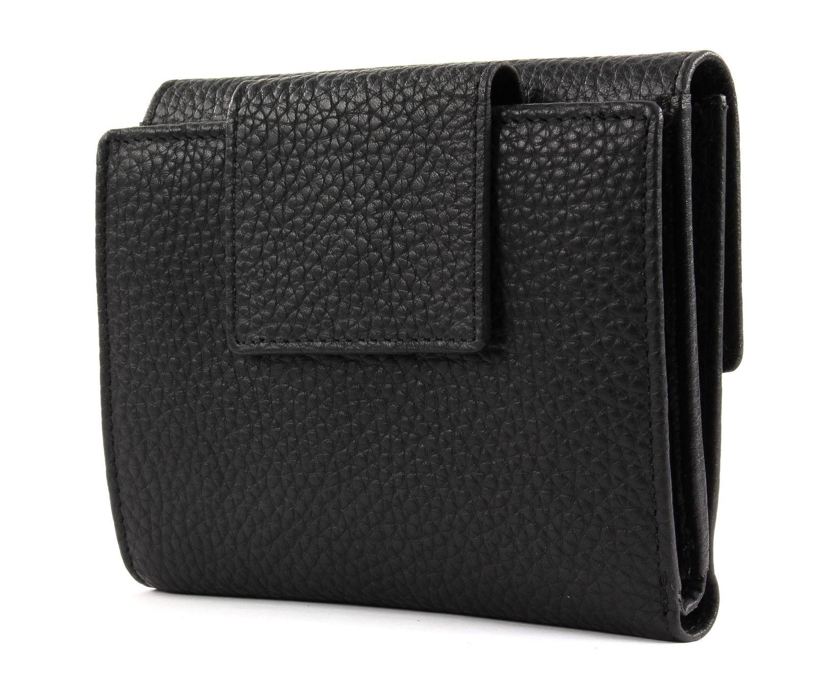 Braun Büffel Flap Wallet M & Keyfob Set Black Black Black b84f9b