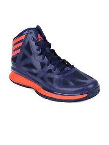 b62426e080bd Men s Adidas Crazy Shadow 2 Basketball Shoes - Blue Infra-Red - NIB ...