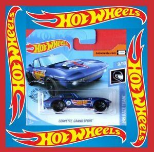 Hot-Wheels-2019-Corvette-Grand-Sport-233-250-neu-amp-ovp