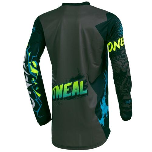 O /'Neal elemento Villain Motocross Pantaloni Jersey Abbigliamento Enduro Mountain Bike DH