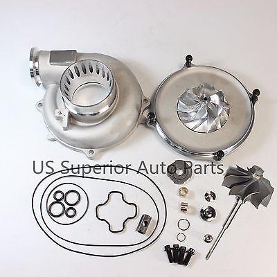 7.3L 94-97 Ford Powerstroke TP38 Turbo Rebuild Kit 5+5 Billet Wheel