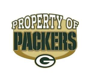 Green-Bay-Packers-Logo-Pin-Property-Badge-NFL-Football-Metall-Wappen-Abzeichen