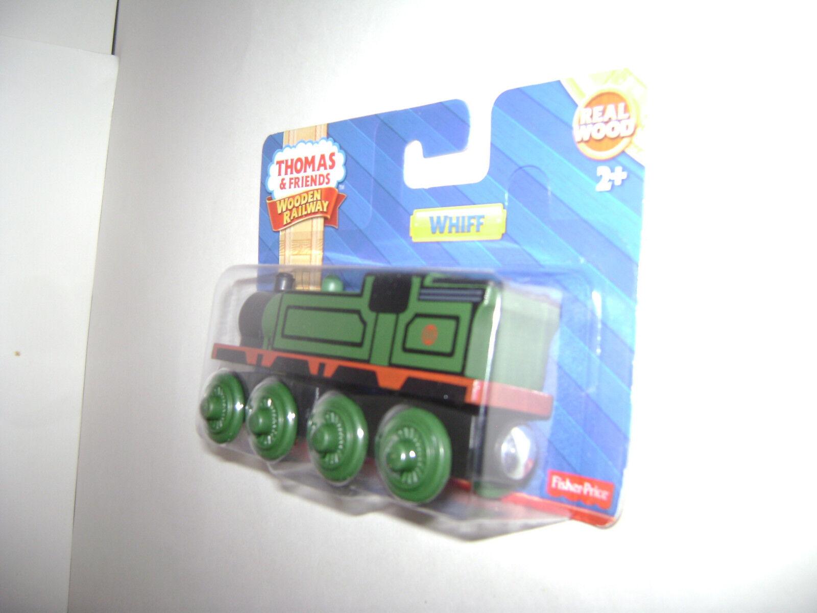 NIB Thomas & Friends Friends Friends the Train Wooden Railway WHIFF NEW Wood RETIRED b77589