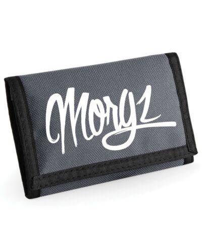 Morgz Boys Girls Gamer Ripper Wallet Kids Purse Money gamer merch gift