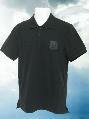 Pique Football Polo Barcelona Negro Pure 885177735920 M Nuevo Nike tXvqdCxnqw