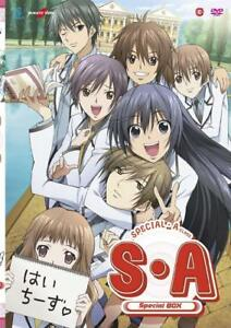 Special-A-4-Dvd-Yamato-Video-NUOVO