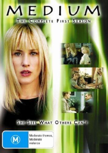 1 of 1 - Medium : Season 1 (DVD, 2006, 4-Disc Set)