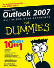 Outlook 2007 All-in-one Desk Reference For Dummies by Jennifer Fulton, Karen S. Fredricks (Paperback, 2007)