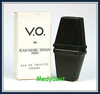 V.o. De Jean Marc Sinan Homme Eau De Toilette 0.16 Oz / 5 Ml Hard To Find Item