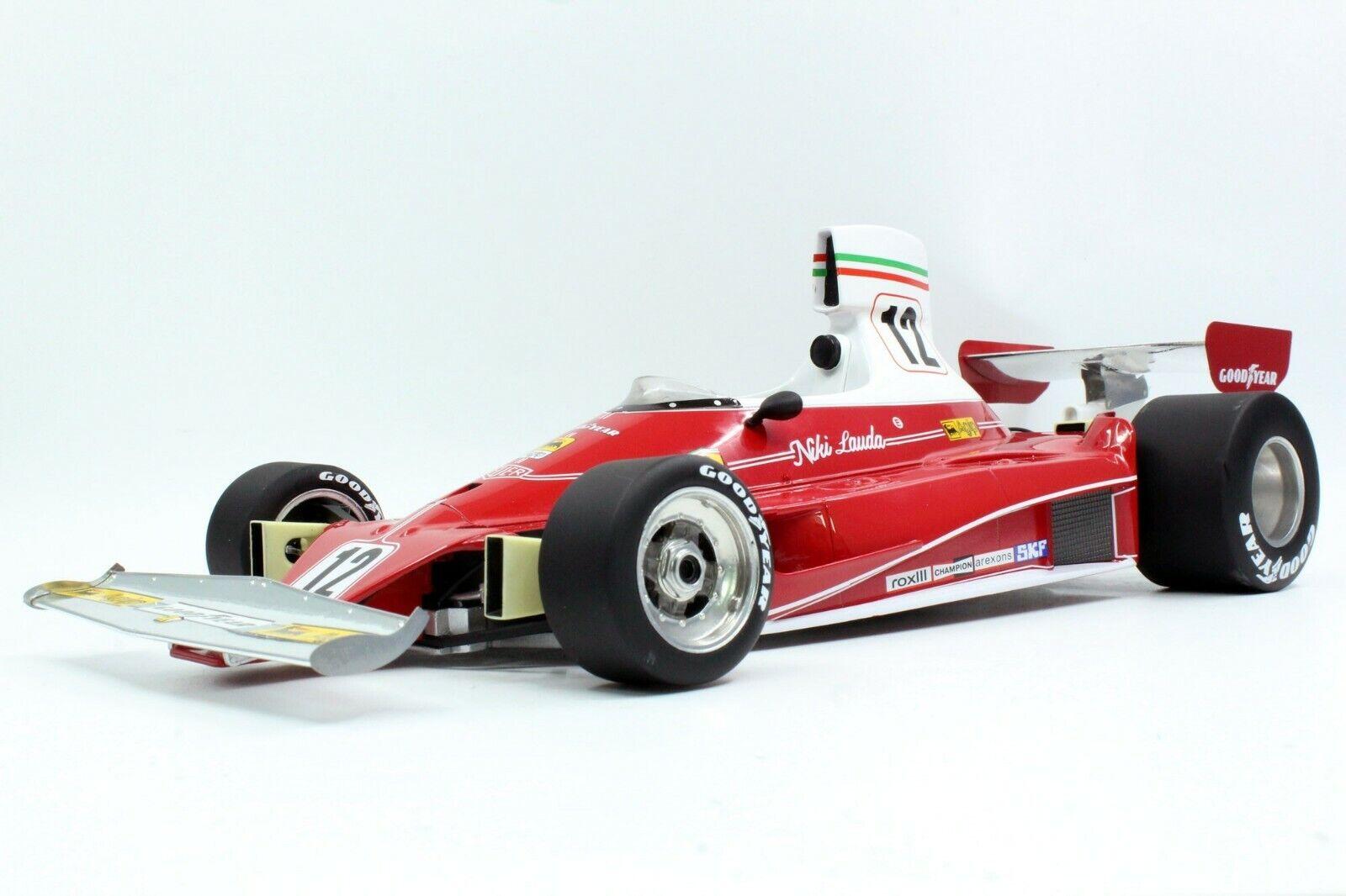 1 12 GP replicas gp1211a 312 T 1975  12 Niki Lauda NuovoScatola Originale