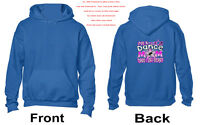 I'm A Dance Mom Need I Say More Hoodie - Cheer - Activity - 3039