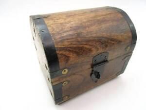 Baule Legno Fai Da Te : Wahl bauli cassetta forziere scatola in legno del tesoro fai da