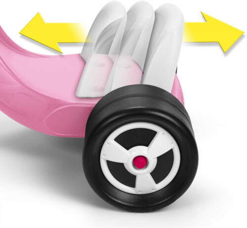 Chopper Trike Sport Girls Tricycle 16 Inch Front Wheel Pink Adustable Seat