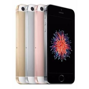 Apple-iPhone-se-Space-Gris-Or-Argent-Rose-16-32-64-128-Go-Nouvelle-batterie