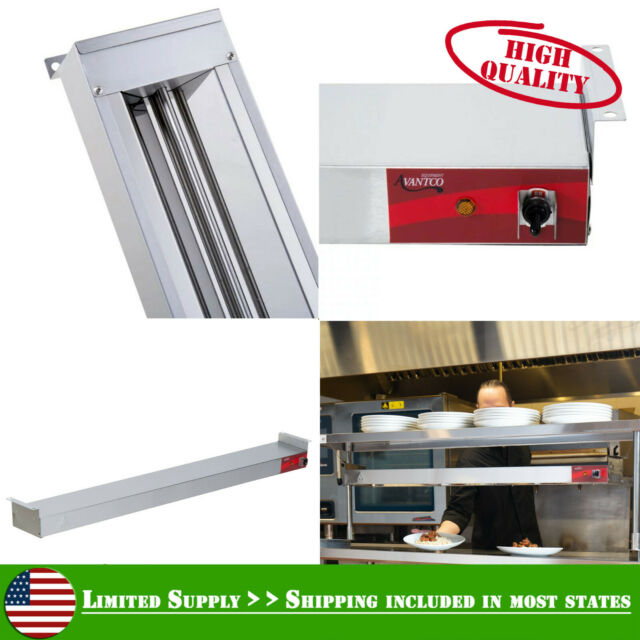 Commercial Strip Warmer Food Heat Lamp