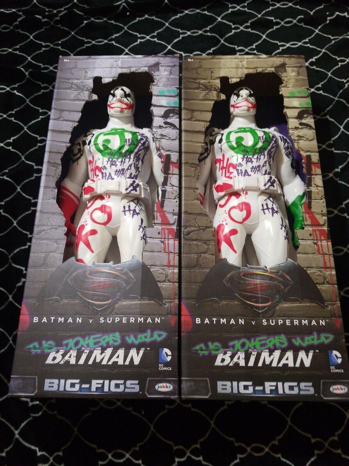 moda clasica Sdcc Jakks Batman súperman Batman el comodines salvaje V V V 19  Entertainment Earth (2)  comprar mejor