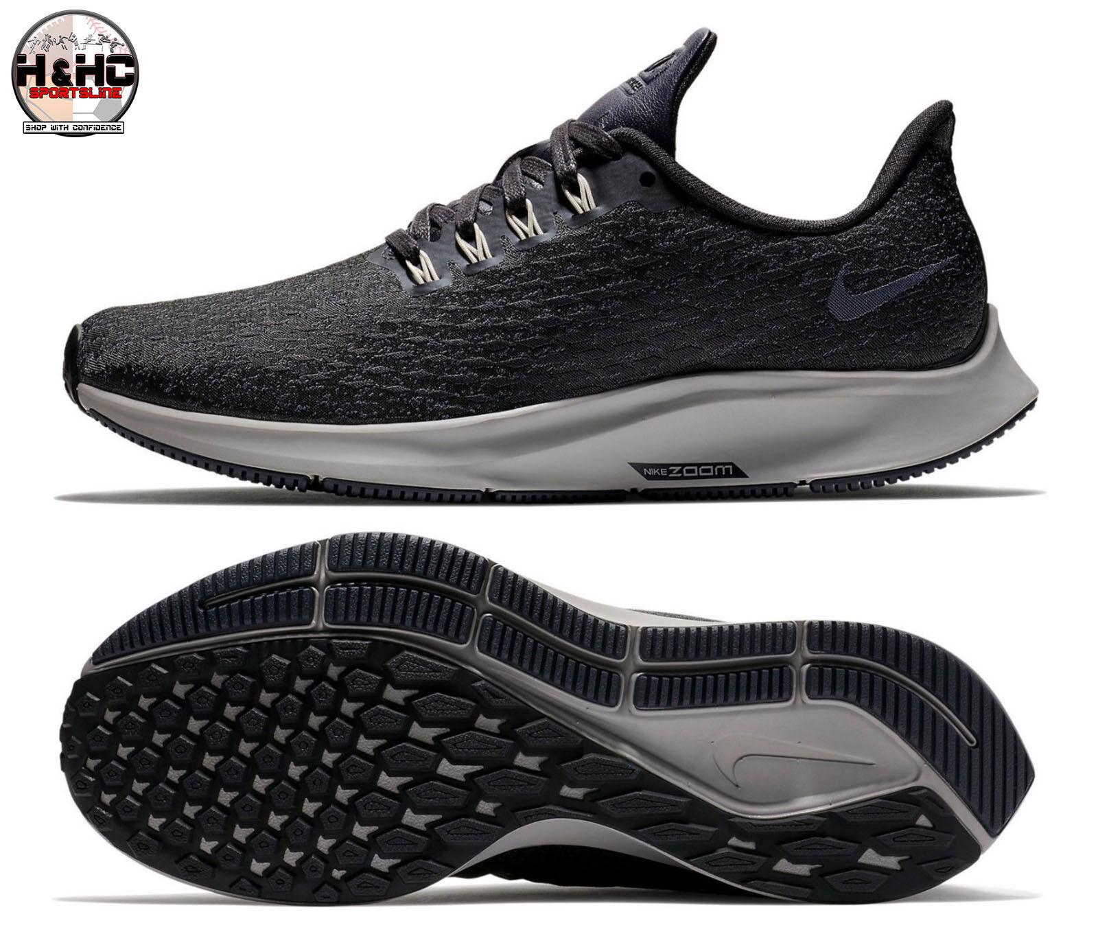 Nike Air Zoom Pegasus 35 Premium AH8392-001 Grey Women's Running shoes Sz 6.5