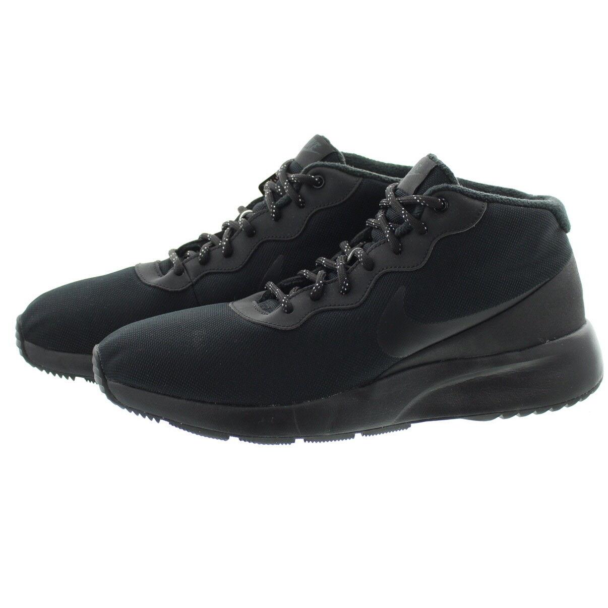 Nike 858655 Mens Tanjun Chukka Mid Top Running Athletic Training Sneakers shoes