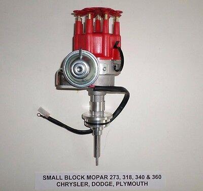 SB Mopar Dodge Chrysler Ready To Run Ignition Distributor 273 318 340 360