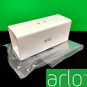 NEW-ARLO-DUAL-BATTERY-CHARGER-STATION-Netgear-Pro-1-2-Go-GENUINE-OEM-No-Cord