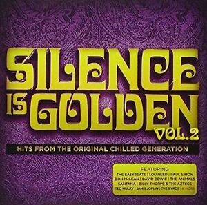 Silence-Is-Golden-2-Various-Artists-New-amp-Sealed-3-CDs