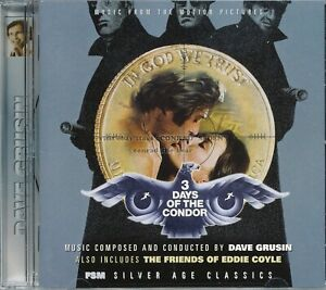 Dave-Grusin-034-THREE-DAYS-OF-THE-CONDOR-034-score-FSM-3000-Ltd-cd-sold-out