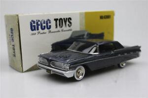 Flame-GFCC-TOYS-1-43-1959-Pontiac-Bonneville-Convertible-Alloy-Sports-car