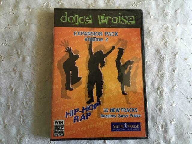 Dance Praise Expansion Pack V2: Hip-Hop/Rap - Digital Praise [DVD-ROM] Mac  / Win